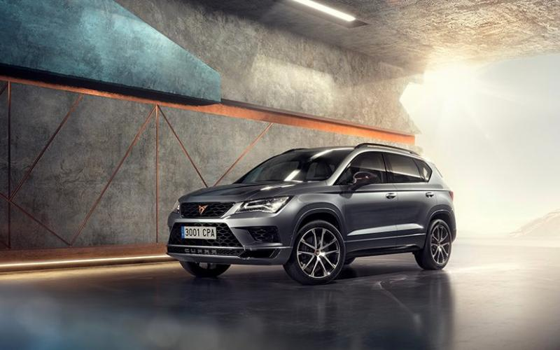 The new CUPRA Ateca