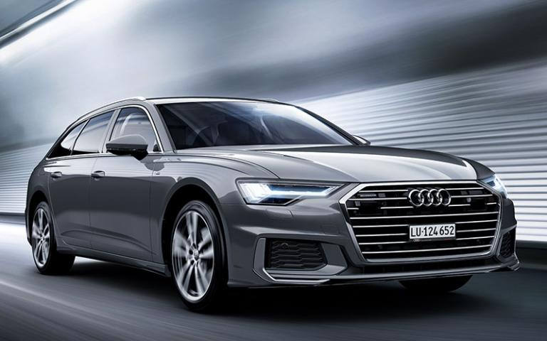 Audi A6 Avant Attraction